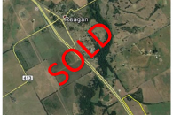 33.03 Acres MOL Commercial Land at Reagan, TX 76680, USA for $132,000